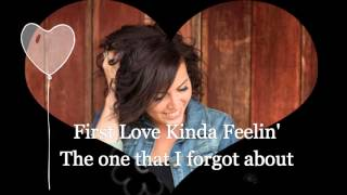 First Love Kinda Feelin' - Jessie T (OFFICIAL LYRIC VIDEO)