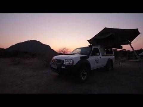 Britz 4x4 Campervans - En reise gjennom Afrika | KILROY