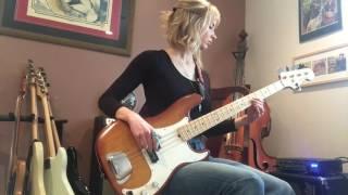 The Beatles - Something - Caitlin Gray Bass
