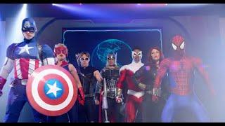Super Heroes Assemble at Marvel Universe LIVE!