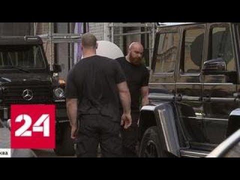 Владельцы элитных авто игнорируют правила парковки - Россия 24