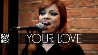 Your Love - The Outfield (Ramona Rox Cover) #CLUBEDAMUSICASESSIONS