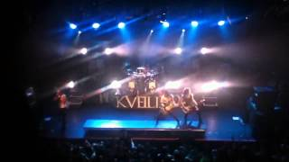 Black Veil Brides Perfect weapon - live in Bristol (15.12.1