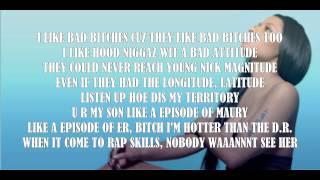 Nicki Minaj - No Flex Zone (Lyrics)