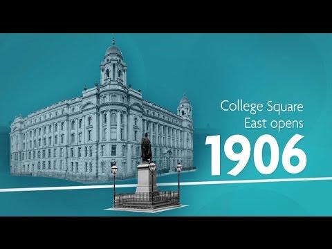 Belfast Met Timeline - 110 Years