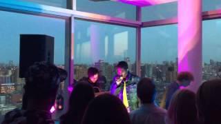 Vicktor Taiwò - Feathers & Wax - Live @ The Standard, East Village