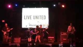 What's Up (Cover) -  Rejection Damage - Rock United - Revolution Live - September 12, 2014