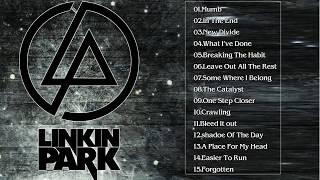 Linkin Park Greatest Hits Full Album Cover 2017_The Best Songs Of Linkin Park width=