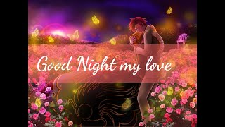 good night my love, tum sa nahin dekha wishes,romantic whatsapp video