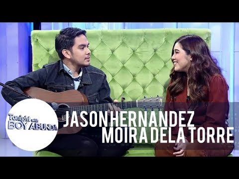 TWBA: How well do Jason and Moira know each other?