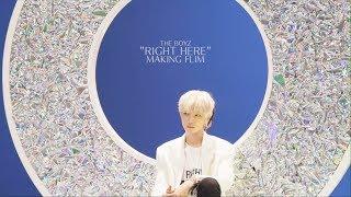 THE BOYZ(더보이즈) 'Right Here' M/V MAKING FILM