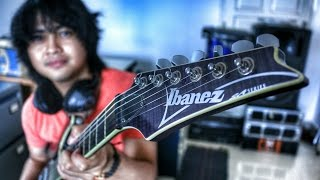  3RD Place Winner  Flying With Ibanez Indonesian Guitar Challenge 2015 - Denny Bahana