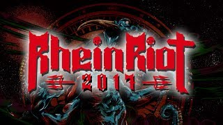 Rhein Riot 2017 - Official Trailer
