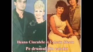 Ileana Ciuculete si Valeriu Sfectu - Pe drumul din calafat