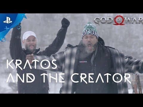 God of War - God Meets Creator | PS4