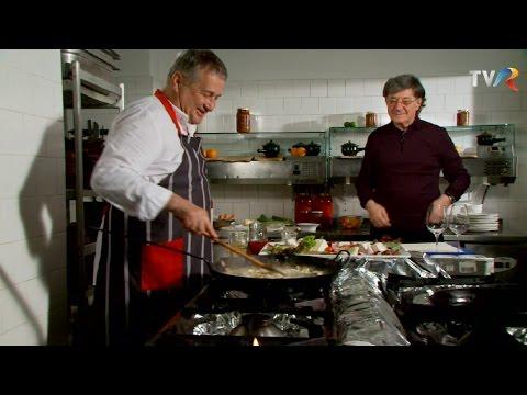 Reţeta lu' Dinescu: Plăcintă cu praz