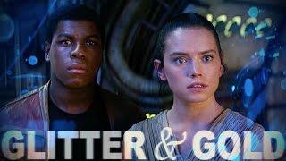 Star Wars: The Force Awakens    Glitter & Gold