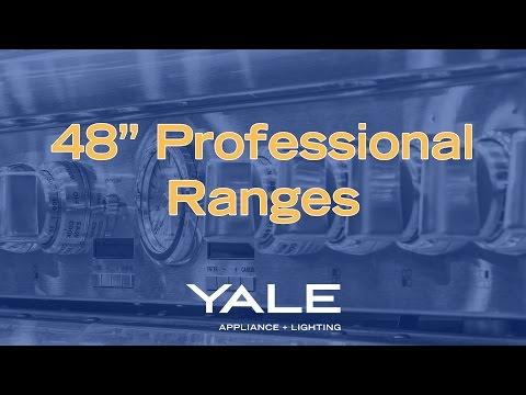 "48"" Professional Ranges"