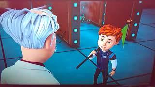 Spy Kids cartoon what Rayjay