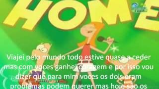 Phineas e ferb este verão é teu + Letra