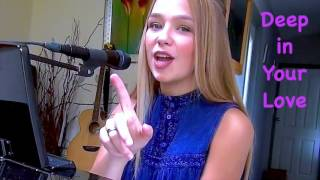 Connie Talbot 💗  DEEP IN YOUR LOVE . PopTrio Aug 4