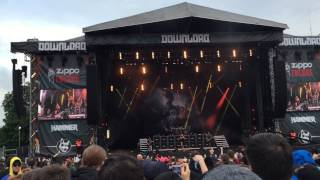 Black Veil Brides - Fallen Angels Live Download Festival 2015
