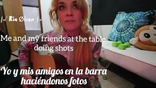 "Lenay - Shape Of You (cover Ed Sheeran) Español/Ingles ""Adelanto"""