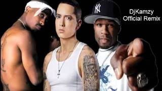 Eminem - Died In Your Arms Ft. 50 Cent & 2Pac (Remix 2011 New)