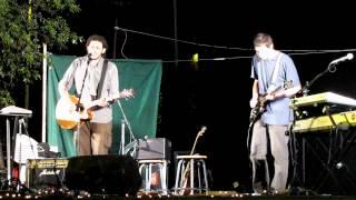WrongOnYou! :durante il concerto: i WrongOnYou! (Marco Zitelli e Emanuele Presciuttini)