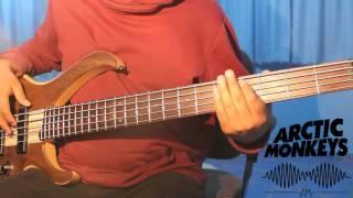 I Wanna Be Yours Arctic-Monkeys// Tutorial en Bajo (cover)