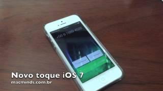 Novo Toque iOS7