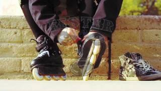 Mathieu Ledoux stunt skater - Powerblading Arizona