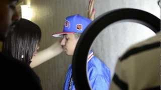 *Behind The Scenes* Kiss & Touch - Tune Rosea ft Fame Holiday & Carmello Ice