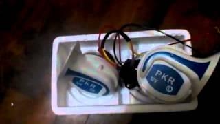claxon 18 tonos electronico