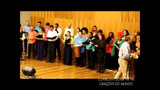 Canto das Fiandeiras Coralusp Dona Yá Yá Biblioteca Brasiliana jun 2014