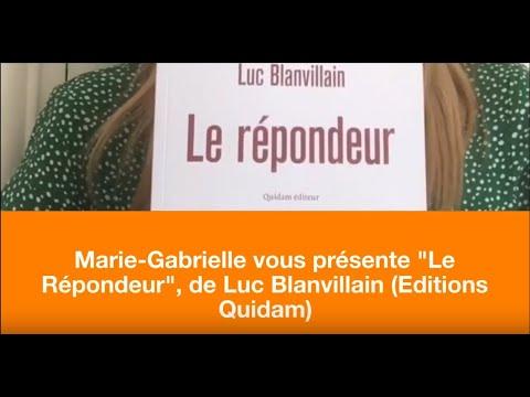 Vidéo de Luc Blanvillain
