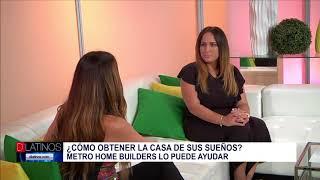 Su casa nueva con Metro Home Builders