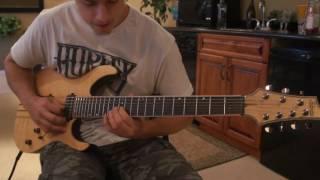 Alter Bridge - Blackbird (Guitar Solo) Cover