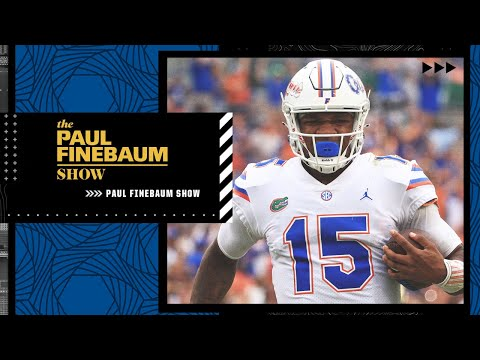 Tim Tebow explains what he likes from Florida's Anthony Richardson   Paul Finebaum Show