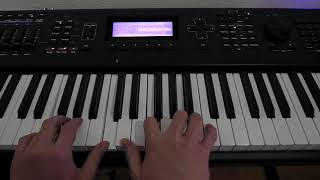 Kurzweil PC3 - Adagio Strings