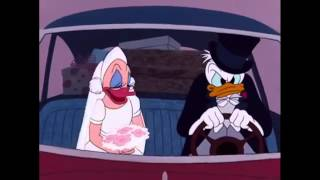Donald Duck with Daisy Duck in Donald's Diary (1954) width=