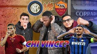 Inter Vs Roma - I Pronostici Sul CALCIO Degli ITALIANI ● Interviste Serie A