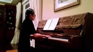 Think of me - Phantom of the Opera (Piano instrumental)