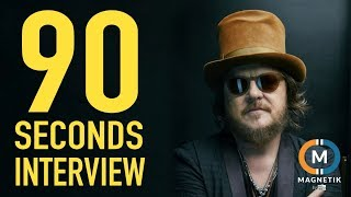 Radio Italia- 90 Seconds Interview | Zucchero