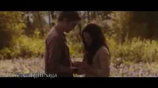 En Cambio No- Edward y Bella (video oficial)
