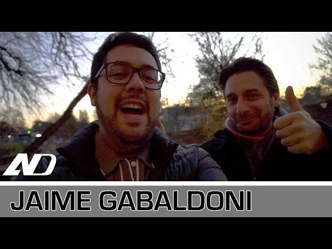 ¡Entrevisté a Jaime Gabaldoni! - Vlog / AutoDinámico