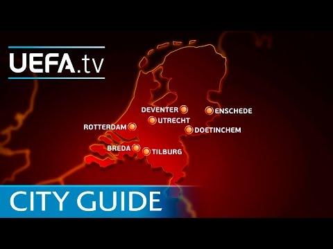 City guide: UEFA Women's EURO 2017