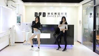 Mia柚子-blackpink-whistle(휘파람) dance cover舞蹈教學