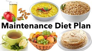 HOW TO LOSE WEIGHT FAST 10Kg In 15 Days   Indian Diet Plan - Indian Diet For Weight Loss
