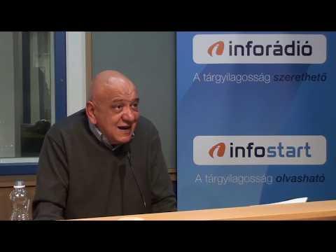 InfoRádió - Aréna - Anthony Radev - 2. rész - 2020.01.16.